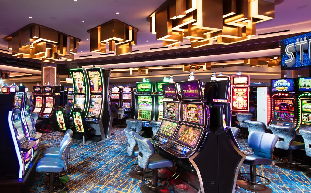 Picture Your Online Casino On Top
